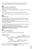 Manual del usuario termostato de lujo - Vasco - Page 3