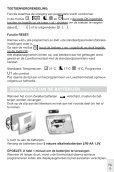 Manual del usuario termostato de lujo - Vasco - Page 5