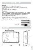Manual del usuario termostato de lujo - Vasco - Page 7
