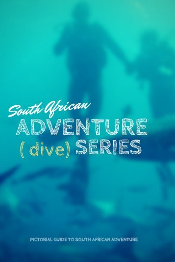 South African Dive Adventure