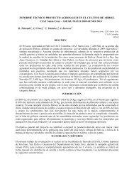 Informe tecnico_Bolivia arroz_jun 2010.pdf - AgroSalud