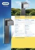 Aluminium Brievenbus Boîte aux lettres en aluminium - Albo - Page 2