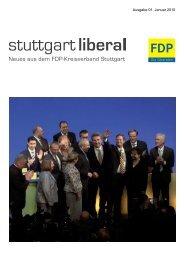 Dr. Rainer Trost - FDP Stuttgart