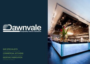 bar specialists contract furniture commercial kitchens fit ... - Dawnvale