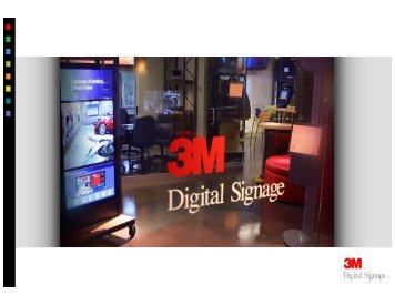 What is digital signage? - Enkay Technologies (India)