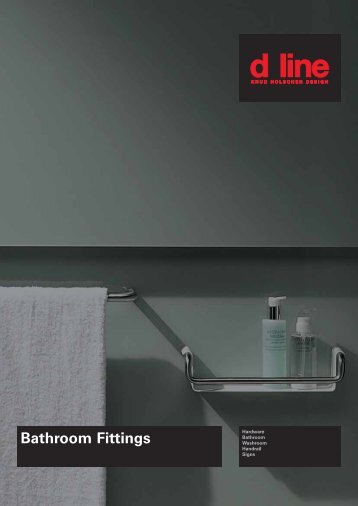 Bathroom Fittings - Ironmonger