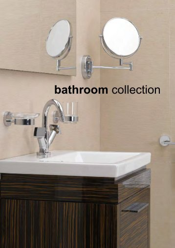 2011 Bathroom Collection - Ironmonger