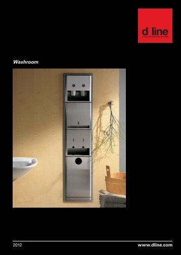 Washroom 2012 - Ironmonger