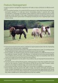 Leaflet - Worm Control and Worming - British Horse Society - Page 5