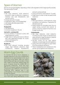 Leaflet - Worm Control and Worming - British Horse Society - Page 6