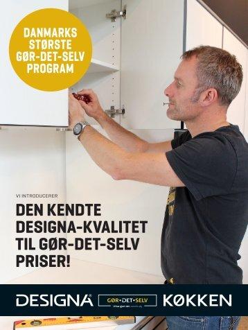 GØR-DET-SELV PROGRAm - Designa