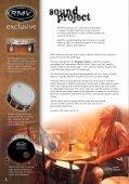 Double Hoop RMV Patriot Snare - Page 2