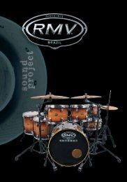 Catálogo RMV - 2012