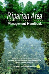 E-952, Riparian Area Management Handbook - OSU Fact Sheets ...
