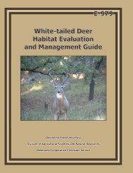 E-979 White-tailed Deer Habitat Evaluation and Management Guide ...