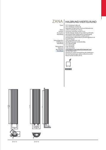 ZANA HALBRUND/VIERTELRUND - Thermic