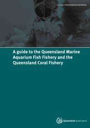 A guide to the Queensland Marine Aquarium Fish Fishery and the ...