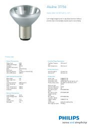 Philips Downlight Recessed Spotlight FBS120 2XPL-C//4P26W//840 RF H P CW2 Europe 2