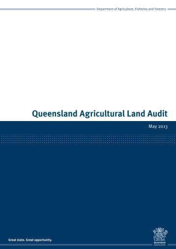 Chapter 1 and 2 - Department of Primary Industries - Queensland ...