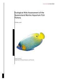 Ecological Risk Assessment of the Queensland Marine Aquarium ...
