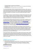 Fish habitat research and management program - Department of ... - Page 4