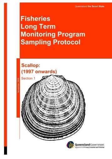 Fisheries Long Term Monitoring Sampling Protocol Scallop: (1997 ...