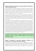 section 4. cost benefit analysis of alternative approaches - Page 4