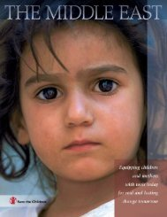 for pdf - Save the Children