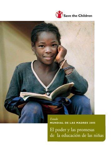 El poder y las promesas de la educación de las niñas - Universidad ...