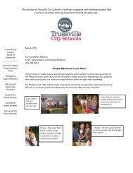 Simple Machines - Trussville City Schools
