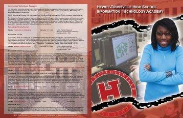 Information Technology Academy_021711 - Trussville City Schools