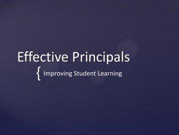 Survey Feedback Presentation - Trussville City Schools