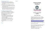 InformationNOW - Tri-Fold Teacher Quick Guide 8-11