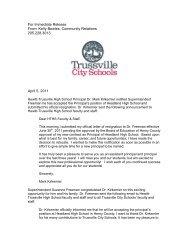 hths kirkmier resg - Trussville City Schools