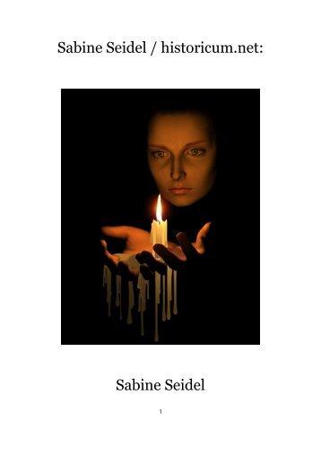 Sabine Seidel / historicum.net