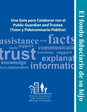 12 - Public Guardian and Trustee of British Columbia