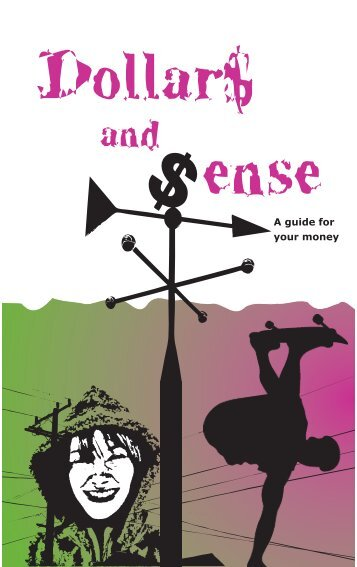 Dollars and Sense (Complete publication with bookmarks)