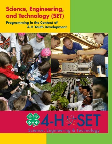 Science, Engineering, and Technology (SET) - Ohio 4-H