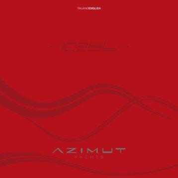 Azimut Yachts - 5 Star Motor Cruisers