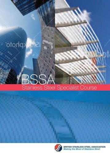 ut 1 - British Stainless Steel Association