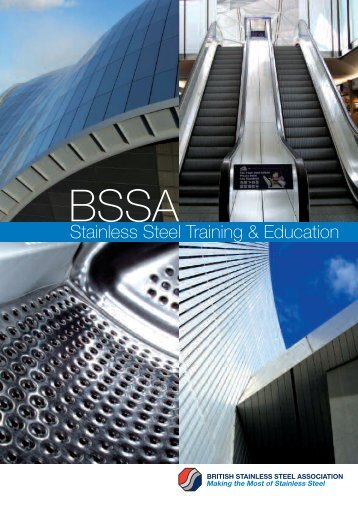 information - British Stainless Steel Association