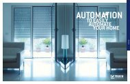 automation to easily automate your home - EL-Mont
