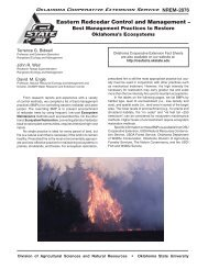 Eastern Redcedar Control and Management – - OSU Fact Sheets ...
