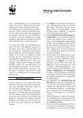 Hintergrundinformation - WWF Arten AZ - WWF Deutschland - Seite 3