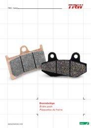 Mintex MBA1129 Kit d/'accessoires frein à disque Pads Front