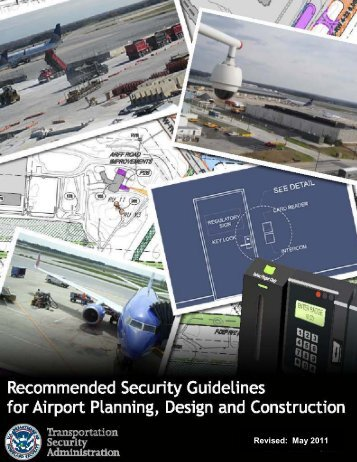 Recommended Security Guidelines for Airport Planning, Design and ...