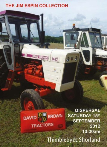 Catalogue - PDF - Thimbleby & Shorland