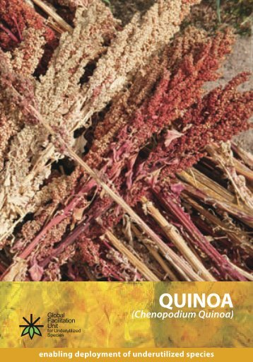 QUINOA - Crops for the Future