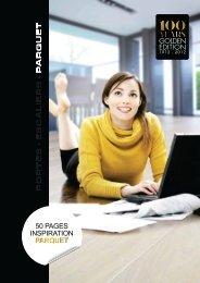 Catalogue parquets massifs - CVLgroupe