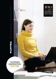Catalogue portes sur mesure - CVLgroupe